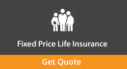 fixed price life insurance